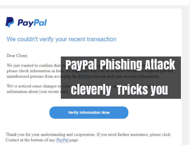 Phishing Attack