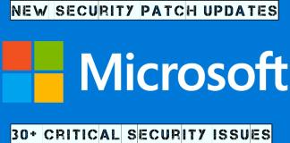 Microsoft Released