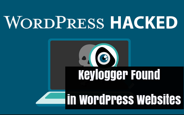 Wordpress Keylogger  - Tb4jg1512660599 - WordPress Keylogger Found on more than 5500 Websites