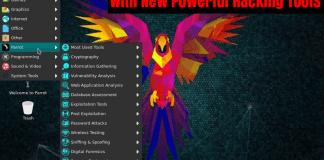 Parrot Security OS 3.10