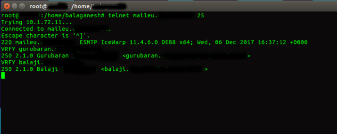- smtp2 - Email Spoofing – Exploiting Open Relay configured Public mailservers