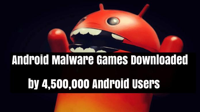 Malware Games