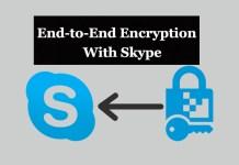 Skype Private Conversation