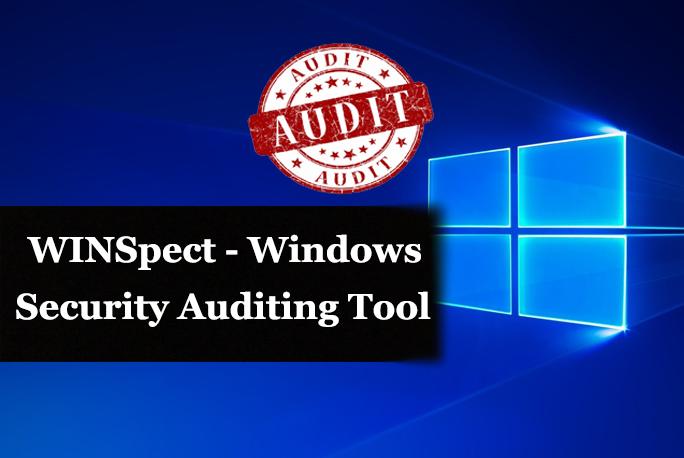 windows auditing tool