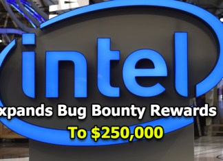 Intel Bug Bounty