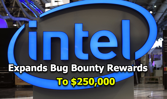 Intel Bug Bounty