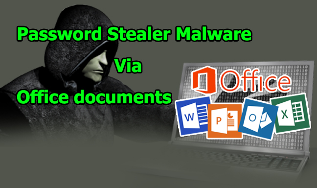 Password Stealer Malware