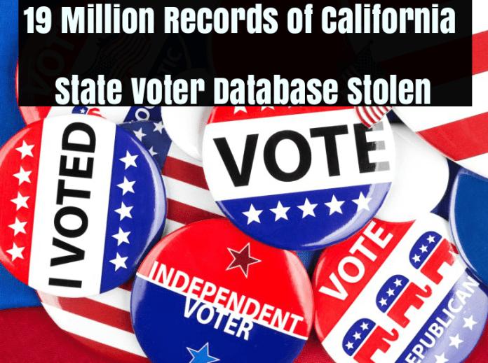 - evzKK1513458228 - California Voter Database Leaked – 19 Million Voters Records Under Risk