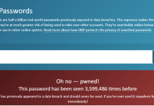 Pwned Passwords Tool