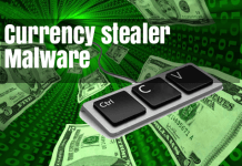 Currency Stealer Malware