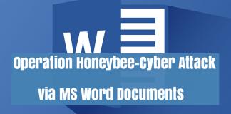Backdoor Using MS Word
