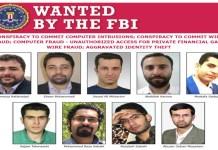 Nine Iranian Hackers