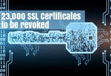 23,000 SSL certificates