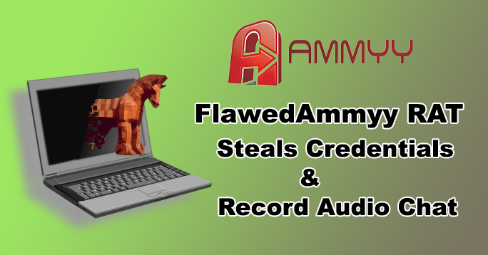 remote control rat  - remote access trojan - Remote Control Rat Steals Credentials & Record Audio