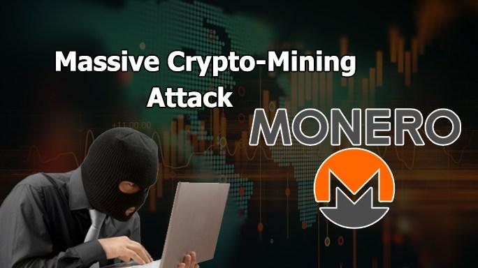 Cryptomining Trojan  - Crypto Mining Attacks - Rarog Cryptomining Trojan Compromise 166,000 Victim