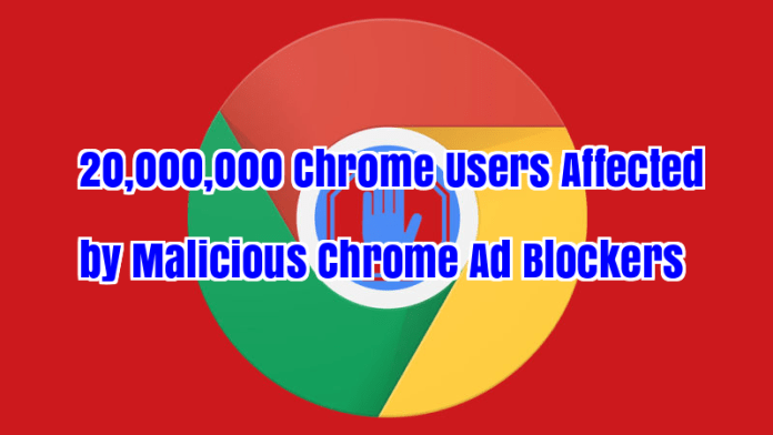 Fake Ad Blockers  - Fake Ad Blockers - More than 20,000,000 are Tricked into Installing Fake Ad Blockers