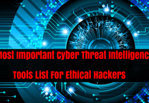 Threat Intelligence Tools