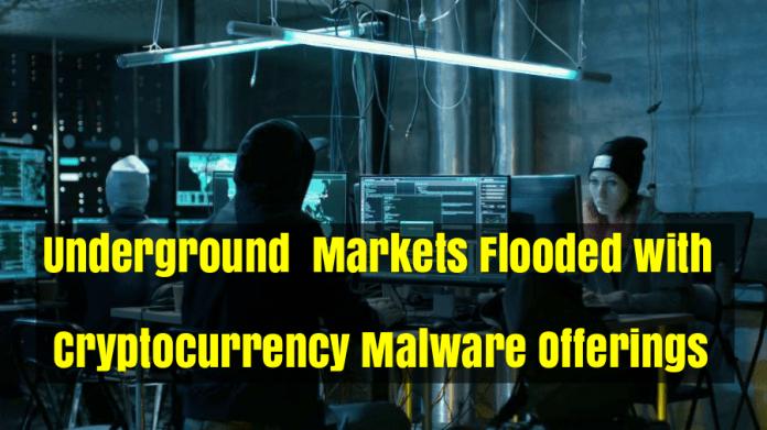 Cryptocurrency-mining malware