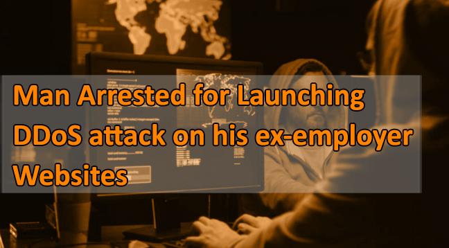 DDoS attack against websites