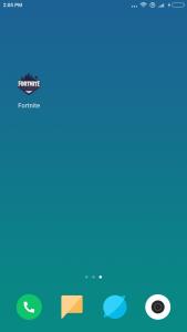 Fake Fortnite Game