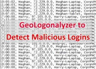 GeoLogonalyzer