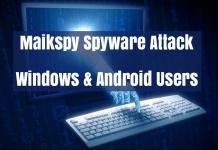 Maikspy Spyware