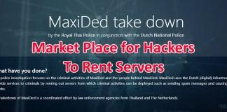 MaxiDed takedown