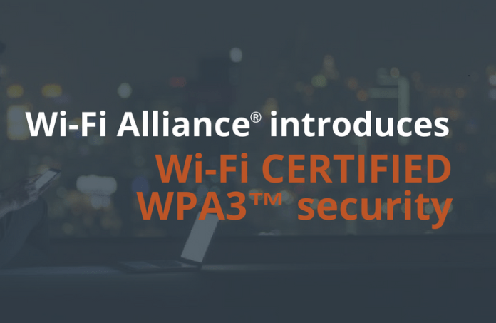 WP3 Security Standard  - DglsXB UwAAS9n1 1 - WP3 Security Standard Released by Wi-Fi Alliance for Wi-Fi Security
