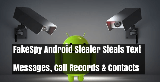 FakeSpy  - Ib7YM1529617675 - Android Malware Attack to Steal Text Messages & Call Records