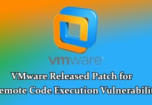 VMware security updates