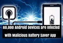 Battery Saver App