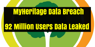 MyHeritage Data Breach
