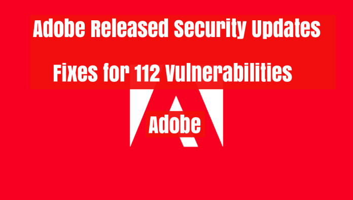 Adobe security updates  - 3g9f41531407732 - Adobe Security Updates Released & Fixes for 112 Vulnerabilities