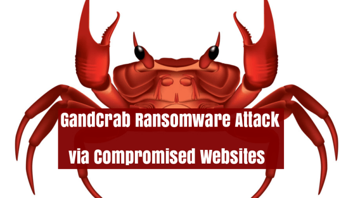 GandCrab Ransomware Attack  - 4FOjw1531547165 - New Version of GandCrab Ransomware Attack via Compromised Websites