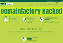 Domainfactory