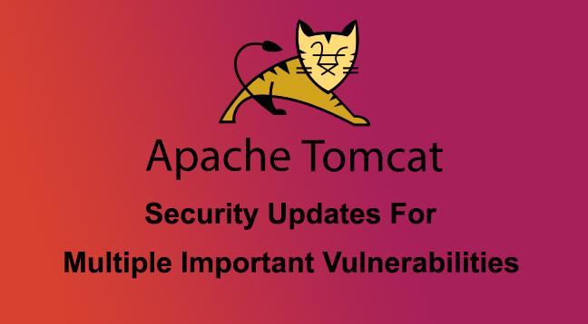 Apache security updates
