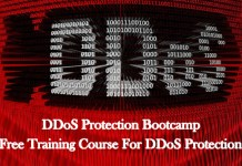 DDoS Protection Bootcamp