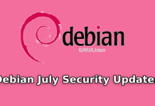 Debian security updates