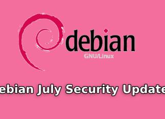 Debian security updates