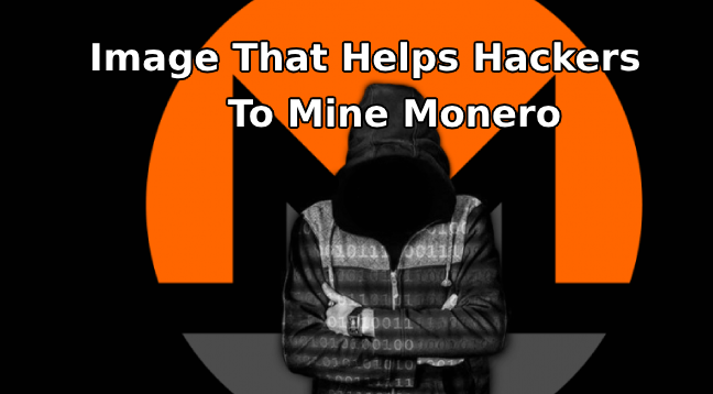 Monero  - Monero - Innocent Looking Scarlett Johansson Image That Helps Hackers To Mine Monero