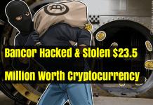 Bancor Security Breach