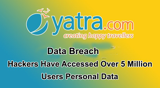 Yatra.com data breach