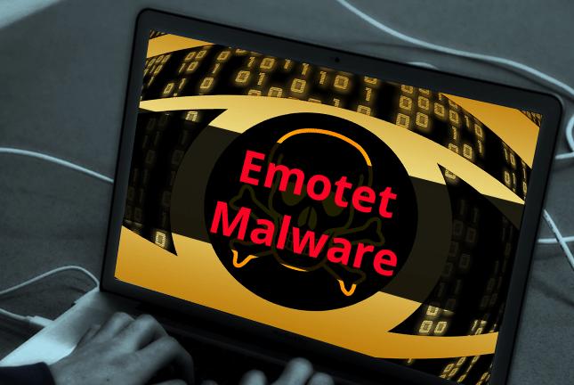 emotet Banking malware  - emotet Banking malware - Emotet Banking Malware Attack on Government, Private and Public Sectors