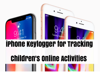 iPhone Keylogger