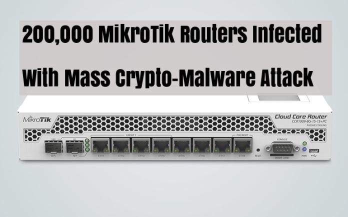 MikroTik Routers