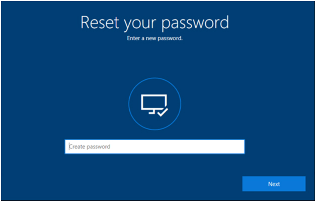 chntpw windows 10 reset password