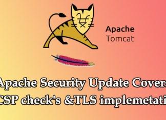 Apache security update