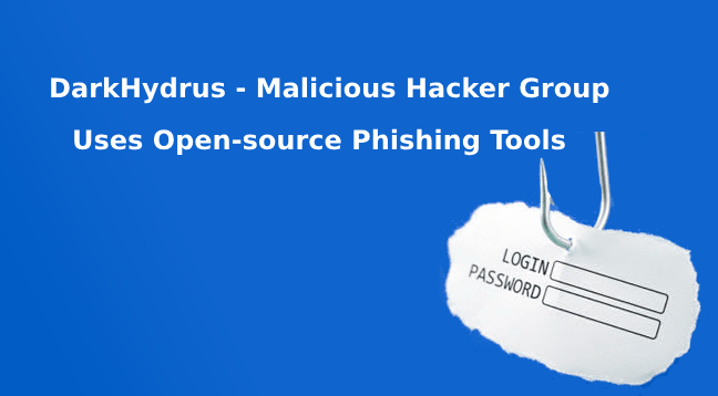 DarkHydrus  - DarkHydrus - Malicious Hacker Group Uses Open-source Phishing Tools