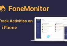 iPhone monitoring tool