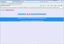 HERMES Ransomware 2.1